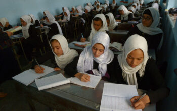 Afghan women can study at university but not with men: Taliban