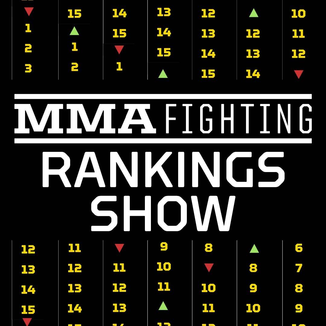 Global MMA Rankings