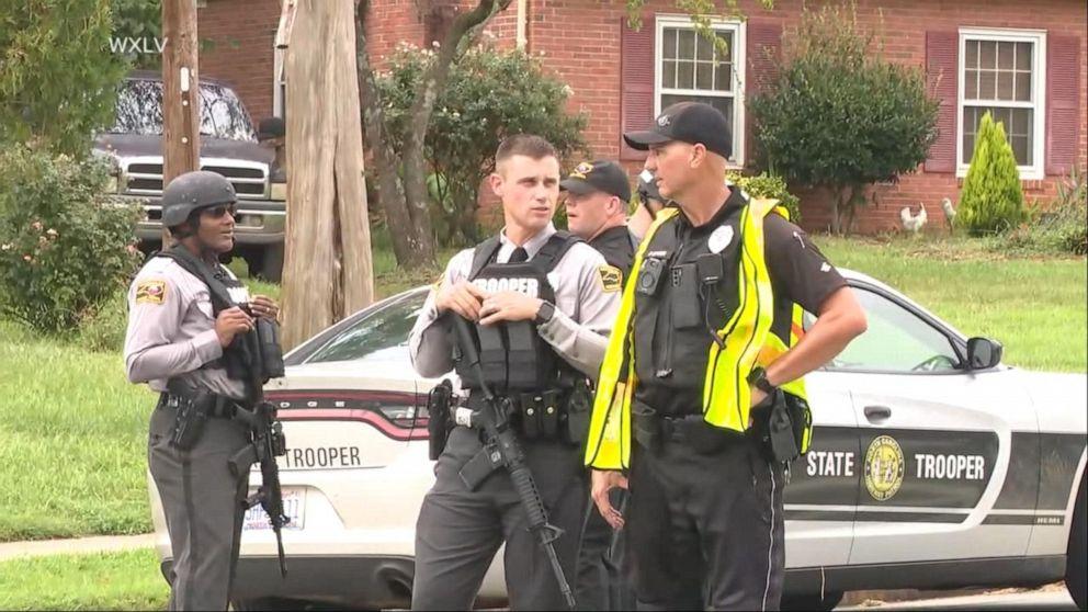 North Carolina high school shooting