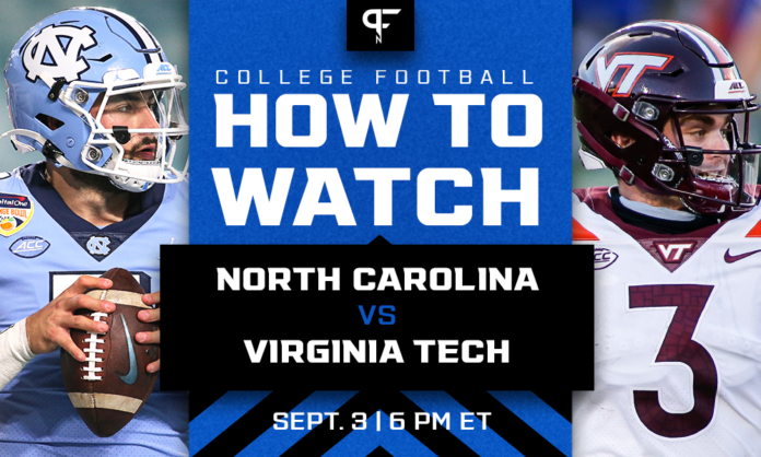 North Carolina vs Virginia Tech