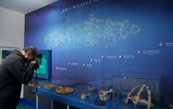 Content preserved in underwater museums in Turkey