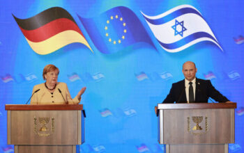 Merkel on farewell trip: Israel's security will always be a priority for Germany